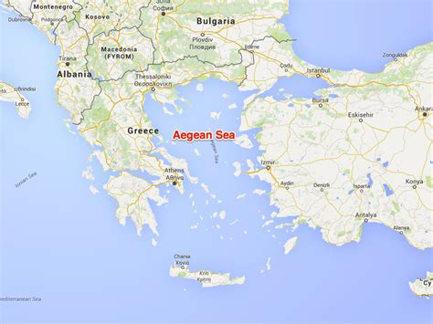 aegean sea map aegean sea map www imgkid the image kid has it