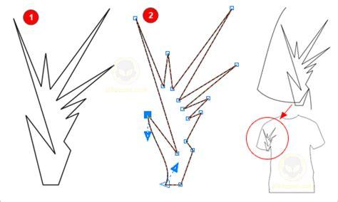 membuat gambar kaos 3d membuat desain kaos dengan coreldraw dahlan epsoner