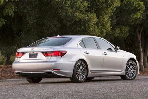 lexus ls 2016 carshighlight cars review concept specs price lexus