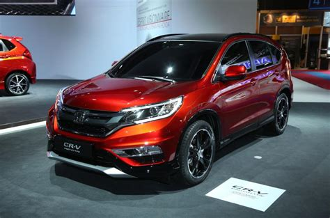 honda uk 2015 honda cr v facelift to cost from 163 22 340 autocar