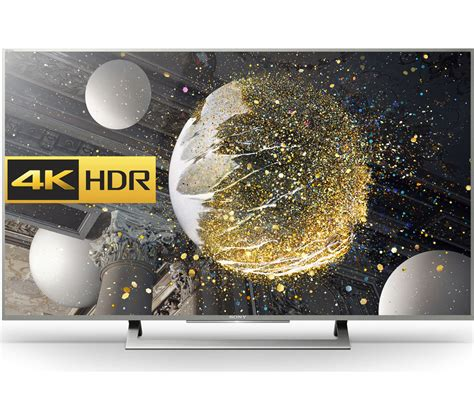 Ultra Hd 4k buy sony bravia kd49xd8077su smart 4k ultra hd hdr 49 quot led