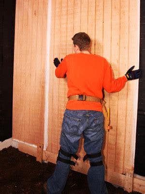 installing panel siding   install siding diy advice