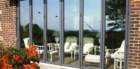 Cost Of Double Glazed Patio Doors Aluminium And Hardwood Bifold Doors Free Uk Delivery