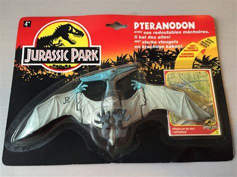 mensajes subliminales jurassic park jurassic park kenner pteranodon and dimetrodon catawiki