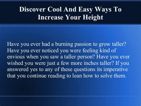 cool tips to steunk your home cool tips on how to grow taller