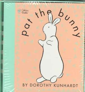 libro pat the bunny touch cartea pat the bunny golden touch and feel book dorothy kunhardt 183 9780307120007 books express