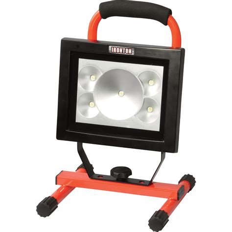 110 volt led work lights ironton led worklight 15 watts 850 lumens 110 volt