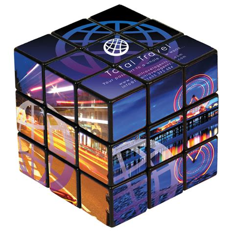 4imprint puzzle food containers 139784 4imprint ie rubik s cube 501433 imprinted with your logo