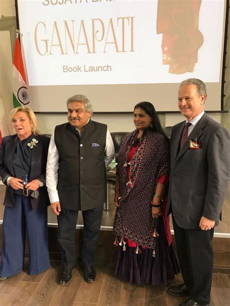 sujata bajaj indian artist sujata bajaj s ganapati launched at the