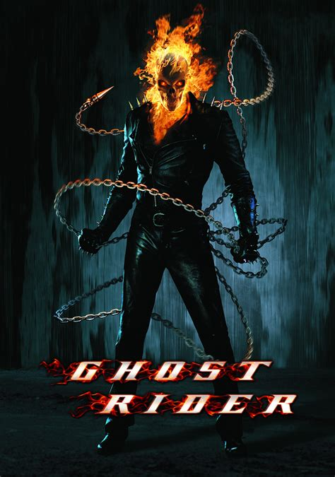 ghost rider film ghost rider movie fanart fanart tv