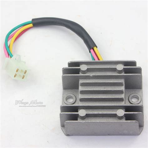 aliexpress buy 4 wires voltage regulator rectifier