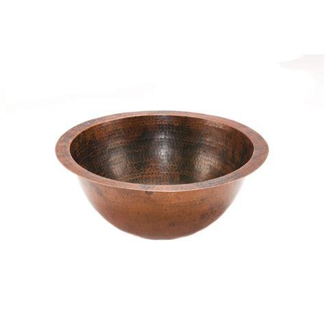 small round kitchen sinks small round under counter hammered copper sink uvpcplr14fdb