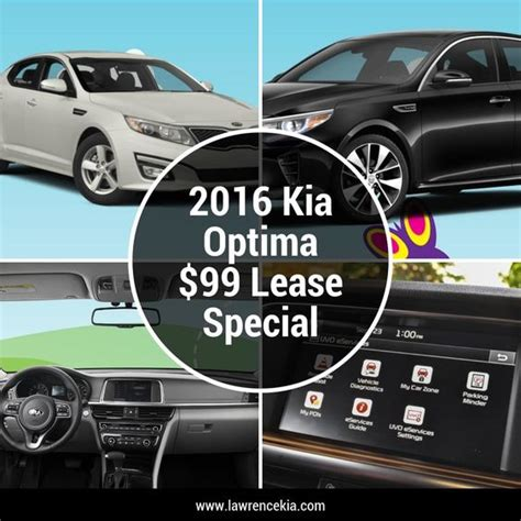 Lease Deals Kia Aprils 99 Lease Special More Details Http Www