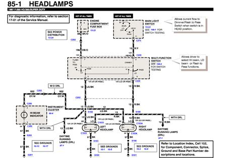 10 best images of f350 wiring diagram 1997 ford f 350