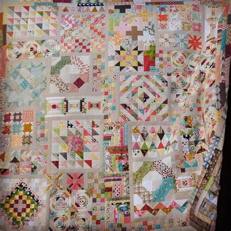 A Quilt For The Time by Books And A Birthday 171 Modafabrics