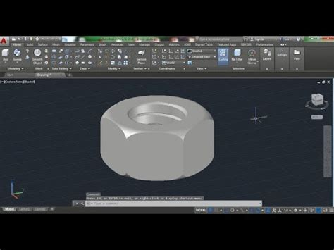 autocad nut tutorial autocad 3d pipe 3d piping tutorial doovi