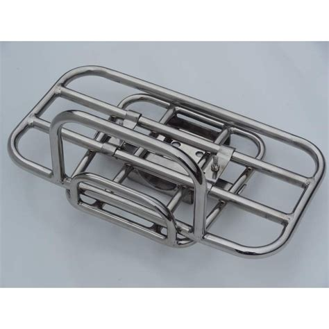 tsr vespa gts stainless steel sprint grand touring rack