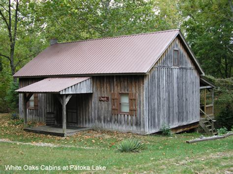 Patoka Cabins by Waters Edge Retreat Photo Tour White Oaks Cabins At