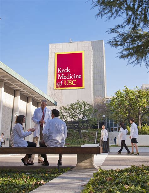 Usc Mba Requirement by Keck School Of Medicine Of Usc Of Southern