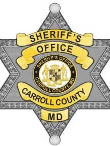 baltimore reimburses carroll sheriff s office