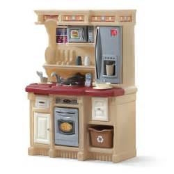 ordinary Kitchen Island With Slide In Stove #9: amazing-beige-plastic-kitchen-plays-design-with-grey-refrigerator-and-oven-as-well-as-stove-and-cabinet-featured-design-cool-stuff-for-kitchen-kitchen-cool-kitchen-play-sets-design-solving-your-child.jpg