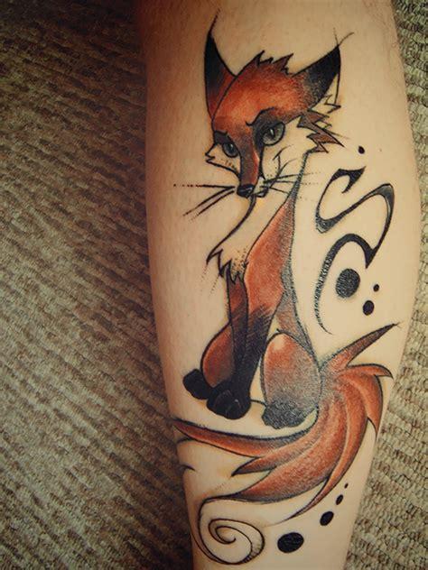 manila tattoo studio herford fox tattoo watercolor tattoo collection