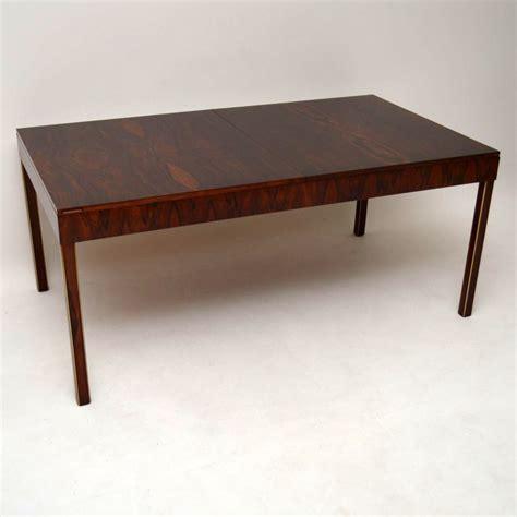 Retro Extending Dining Table Retro Rosewood Extending Dining Table By Fristho Vintage 1960 S Retrospective Interiors