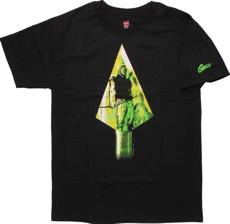 Green Arrow Year One green arrow year one arrowhead t shirt