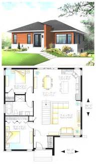 modern bungalow floor plans modern bungalow house floor plan maybehip com