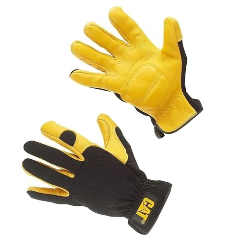 Cat Gloves cat premium deerskin gloves 12205 mammothworkwear