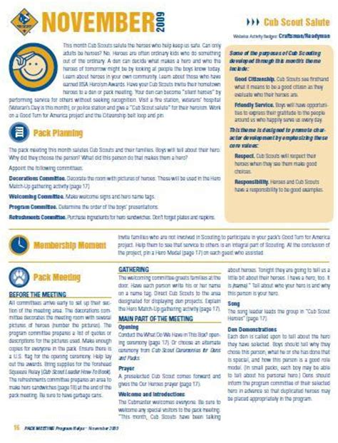 Cub Scout Newsletter Templates Free 28 Images Newsletter 2 2 15 Cub Scout Pack 845 Roswell Cub Scout Newsletter Template