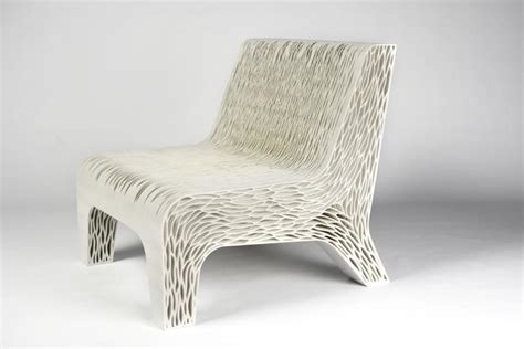 stuhl 3d druck designer 3d prints a chair with soft and rigid