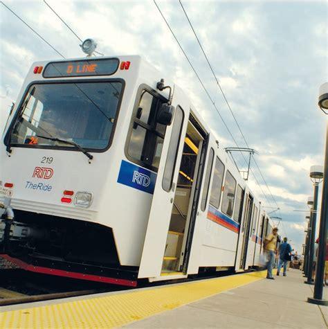 light rail to dia light rail makes trip to dia faster ridgegate