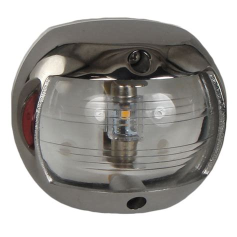 24v navigation light bulbs stainless steel led navigation lights sheridan marine
