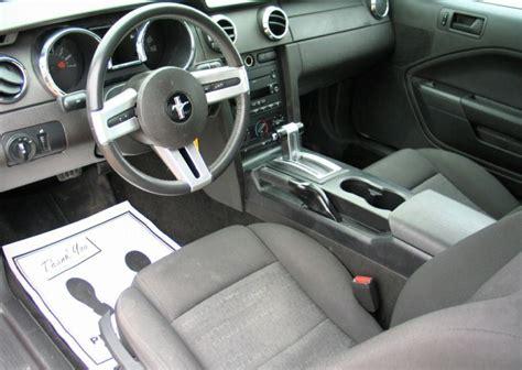 mustang 2007 interior www pixshark images