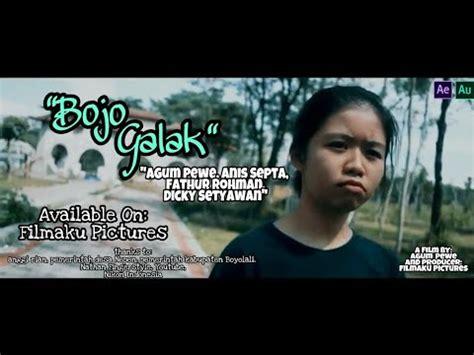 film pendek bojo galak bojo galak drama boyolali youtube