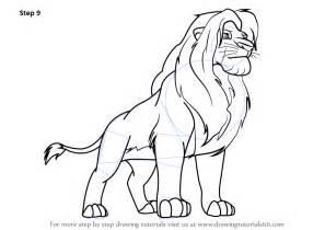 coloring page lion guard download