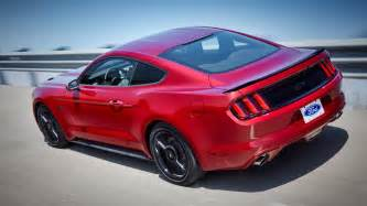 Ford Mustangs Ford Mustang 5 0 V8 Gt 2016 Review By Car Magazine