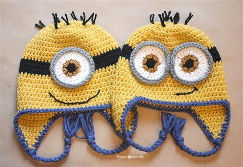 pattern crochet minion hat kayra molek crochet crochet minion hat pattern