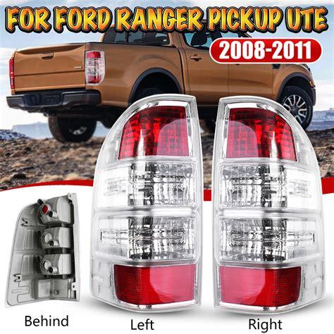 car leftright rear tail light assembly lamp   bulb  ford ranger pickup ute