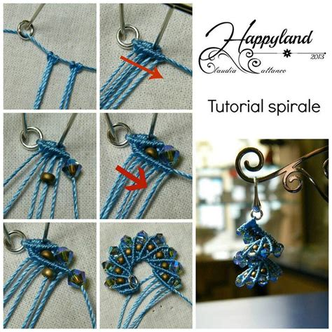 Macrame Knot Tutorial - 139 best images about tutorial micromacram 232 on