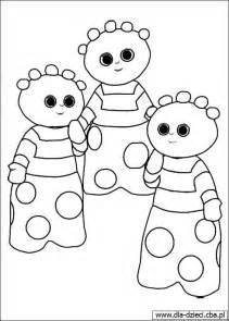 kolorowanki dla dzieci malowanki bajki piosenki dobranocny ogr 243