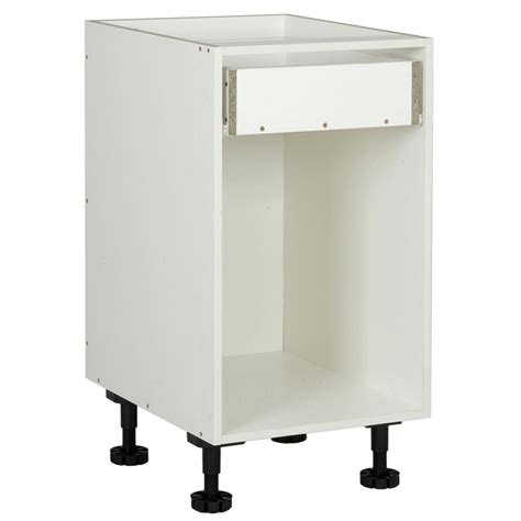 Kaboodle Base Cabinet by Bunnings Kaboodle Kaboodle 450mm 1 Door 1 Drawer Base