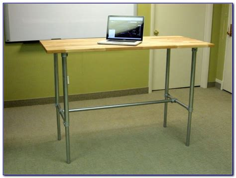 Electric Height Adjustable Desk Canada Desk Home Diy Motorized Desk