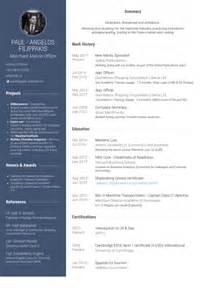 New Media Specialist Sle Resume by Media Specialist Resume Sles Visualcv Resume Sles Database