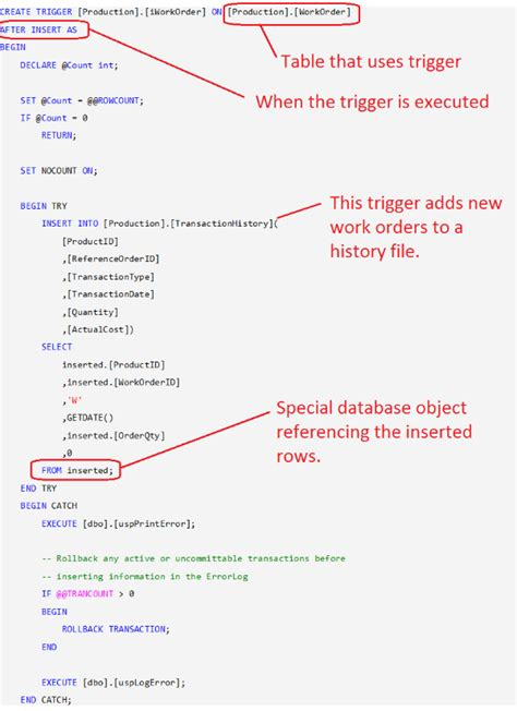tutorial oracle trigger related keywords suggestions for insert sql triggers