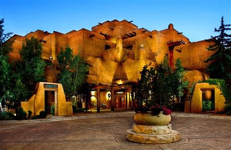 inn of loretto we visit the inn and spa at loretto in santa fe new