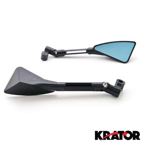 Ktm Superduke Mirrors Custom Rear View Mirrors Black Pair W Adapters For Ktm