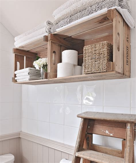 ideas for bathroom shelves bathroom shelving ideas ideal home