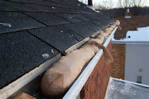what are ice dams and how can you prevent them